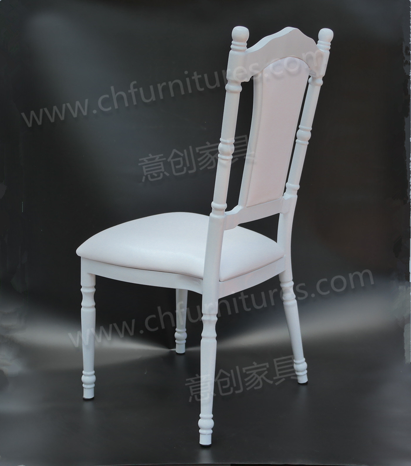 Party Chair Rentals China 2018 New Style Metal Stacking Rental Event Banquet Wedding