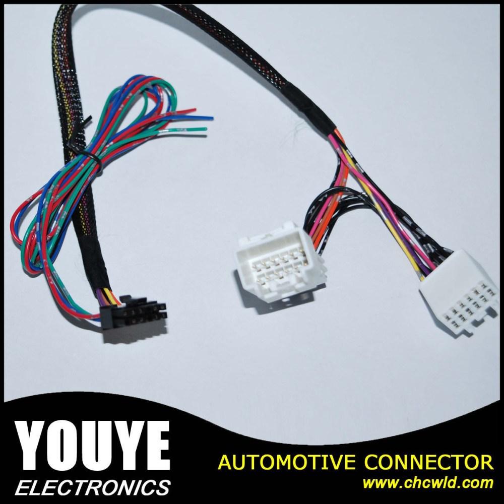 medium resolution of china molex connector youye cable customized machine internal wiring harness china wire harness automotive wire harness