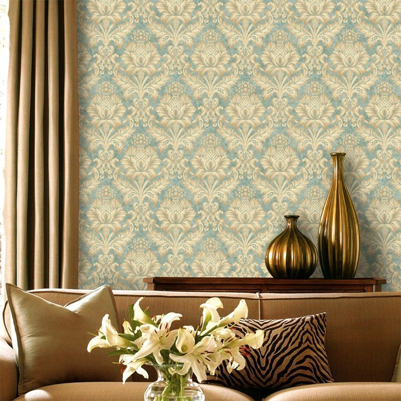 China European Background Wall Paper Living Room Tv Wall Paper China Wallpaper Home Decor Pvc Wallpaper