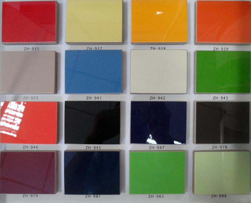 high gloss acrylic kitchen cabinets sink dimensions china laminate uv boards melamine board ...
