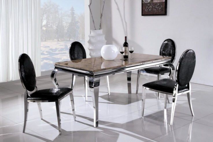 stainless steel chair hsn code chairs sitting area biggest crossword hs metal modern home interior ideas china mordern marble dining table and furniture