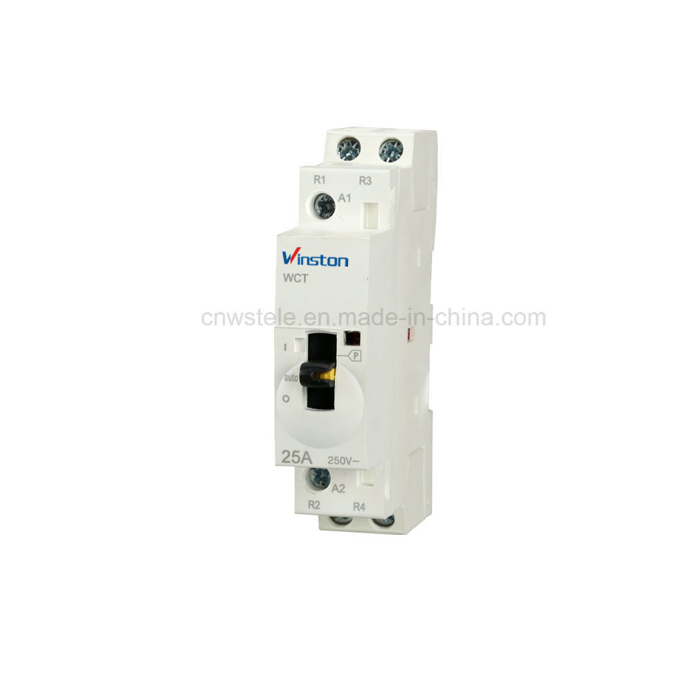 medium resolution of no nc contactor wiring diagram wiring diagrams wiring diagram electrical manual small contactor wct 25a 2p