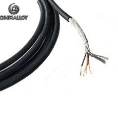 4 wires rtd pt100 thermocouple sensor rtd armored cable [ 3024 x 3024 Pixel ]