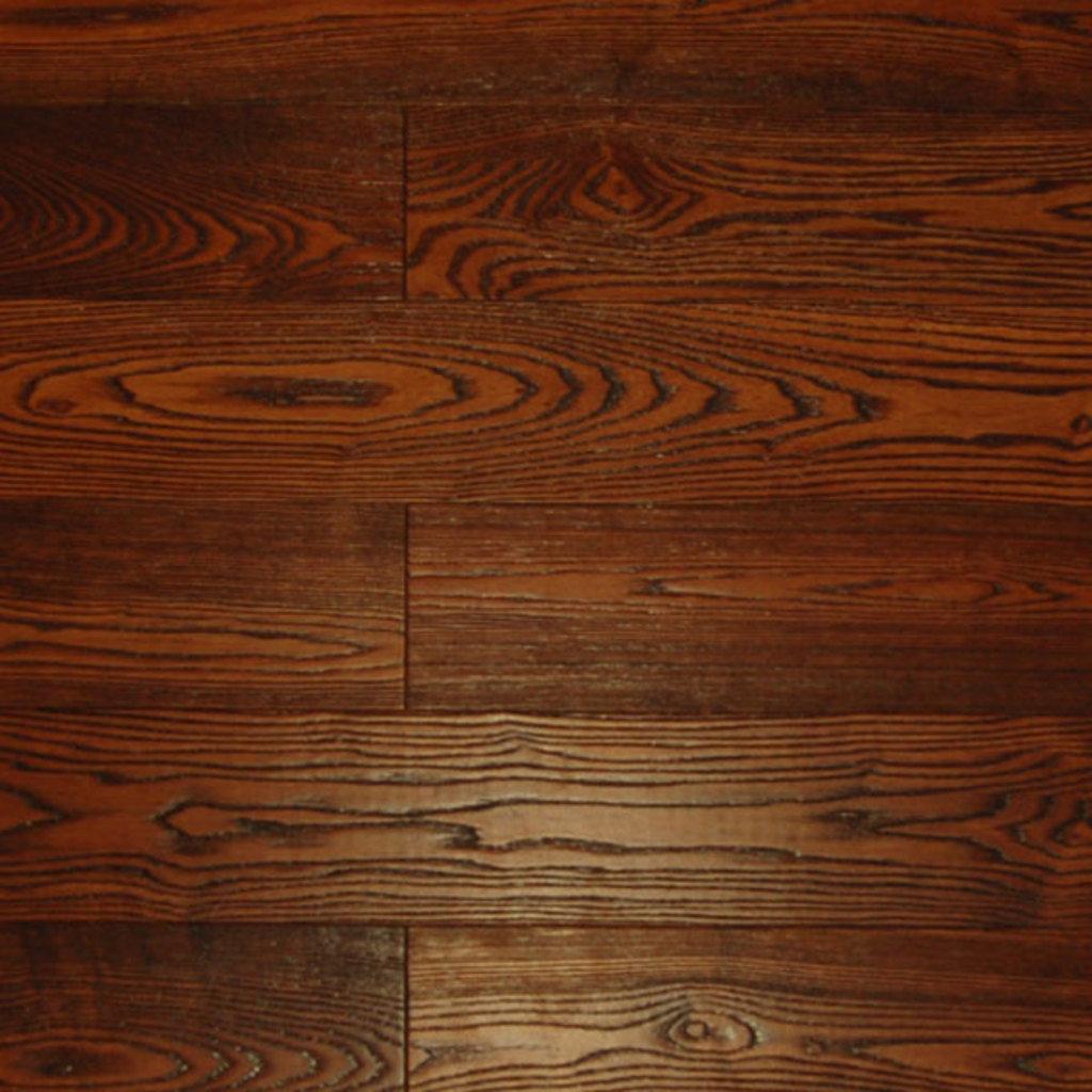 China Gunstock Ash Engineered Wood Flooring