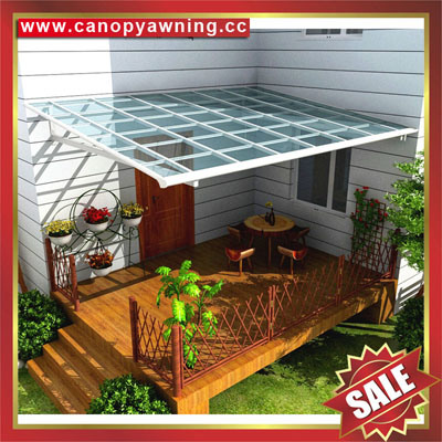 china building canopy terrace awning