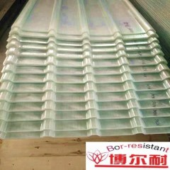 Bor Roofing China Anti Aging 1 5 Mm Frp Grp Fiberglass Sheets For Sale