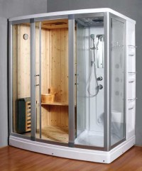 China Steam & Sauna Shower Room (AX-8138) - China Steam ...