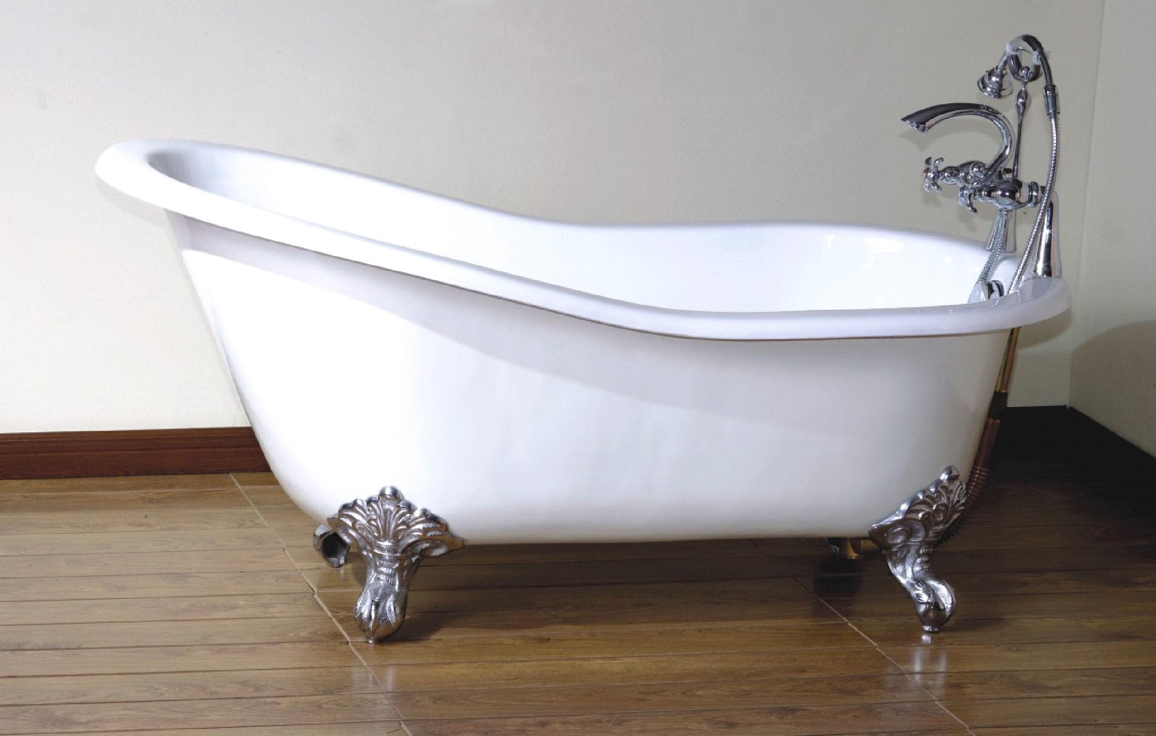 China Cast Iron Bathtub YT88  China cast iron bathtub