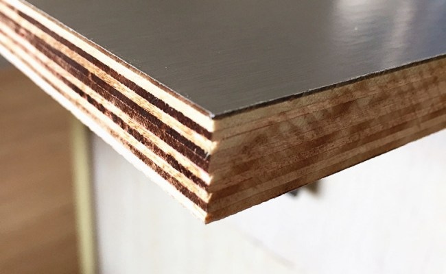 China Hpl Laminated Board With High Quality Silver Hpl