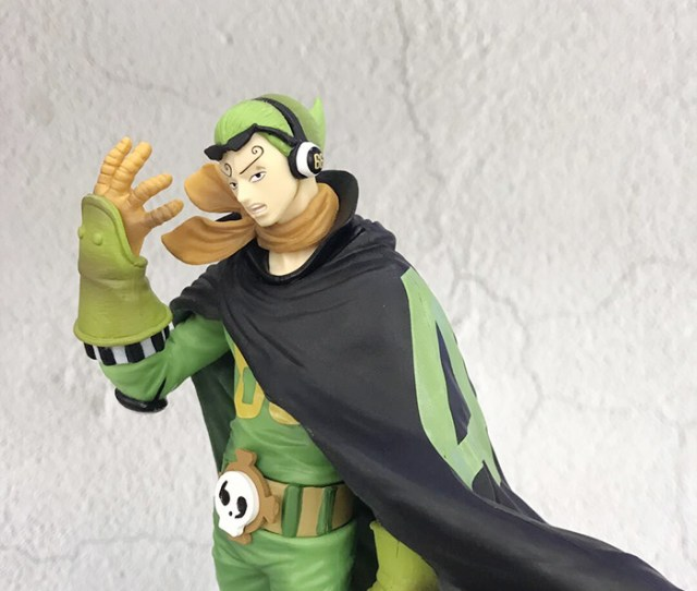 Hot Japanese Cartoon Character Action Figure One Piece