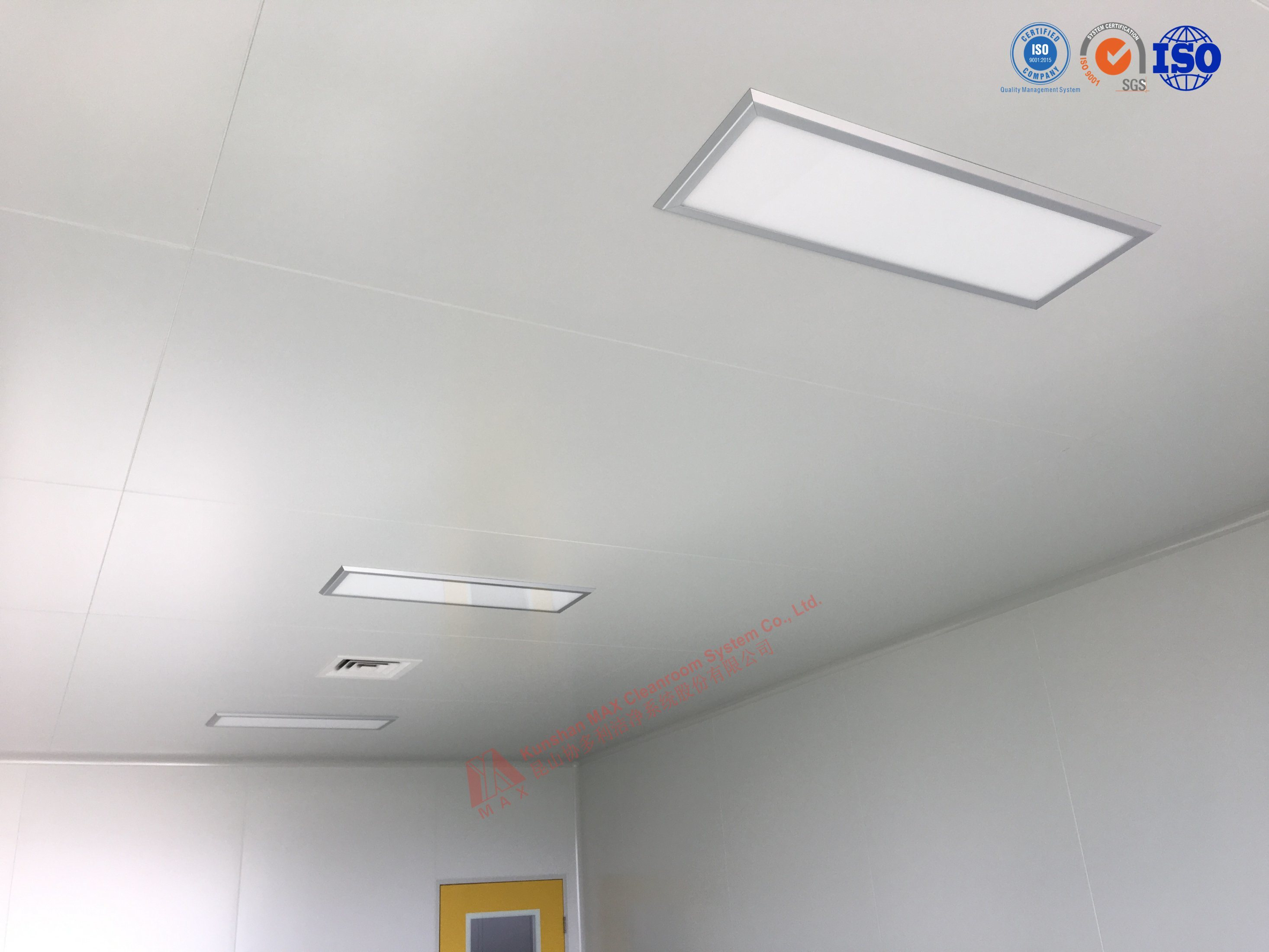 hot item ceiling mounted led lighting cleanroom ce certified