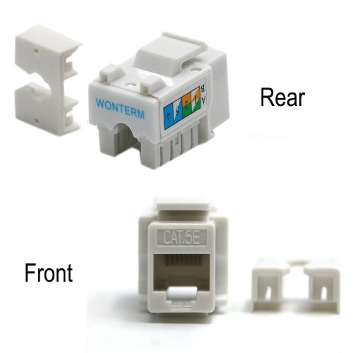 small resolution of china cat6 cat5e utp rj45 keystone jack female connector factory wholesale china cat6 keystone jack keystone jack