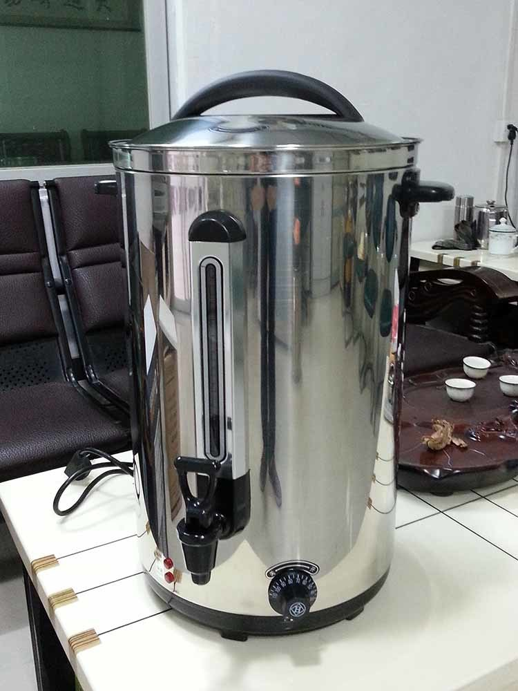 China Electric Water Boiler Tea Coffee Urn Water Milk Boiler  China Electric Water Boiler