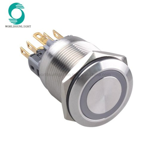 small resolution of china 22mm flat ip67 ring led illuminated momentary stainless steel anti vandal metal push button switch china 22mm push button switch 22mm push button