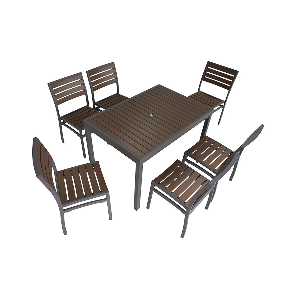 china 4 seater chair and table set