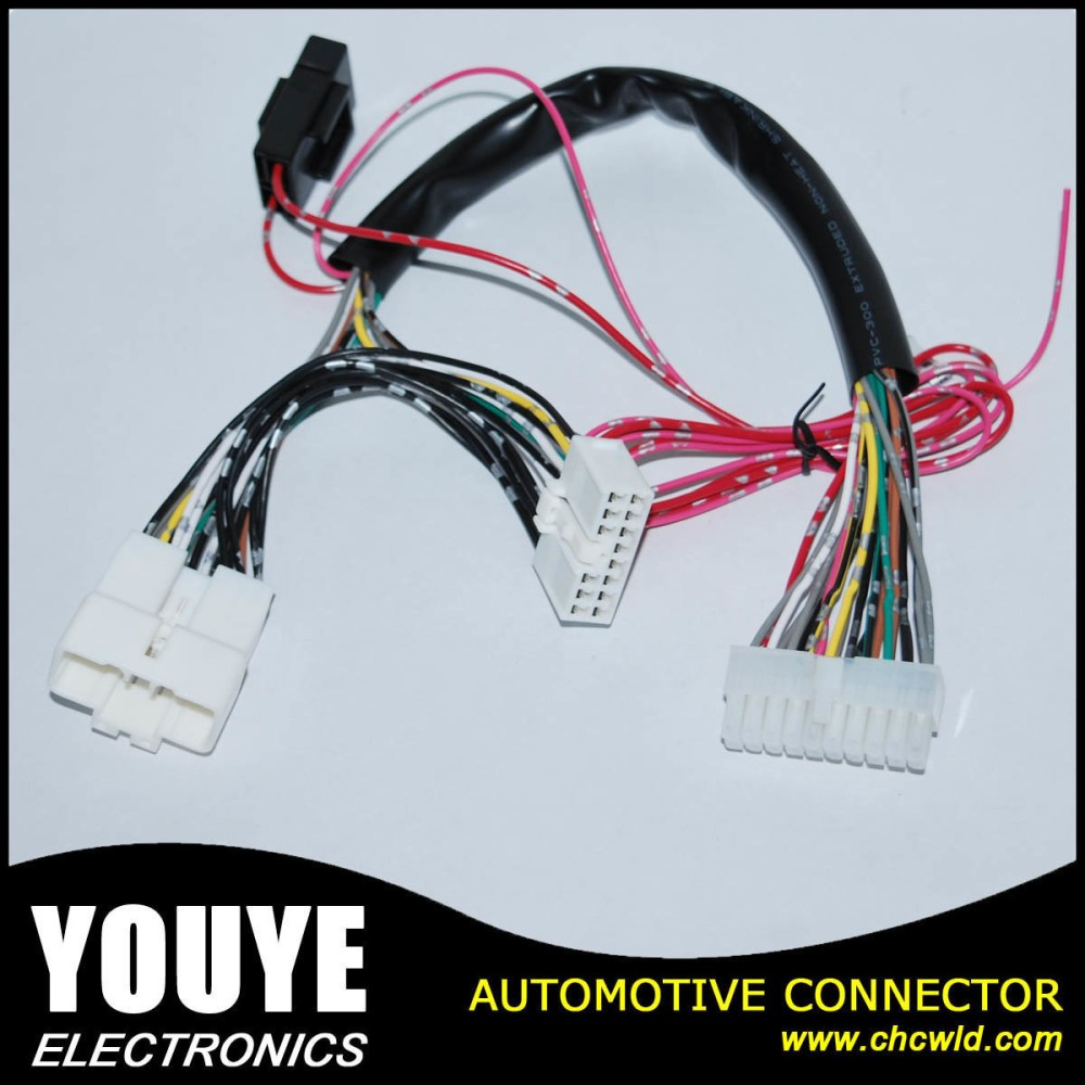 medium resolution of china sgs ts approved cables made 28 pin wire harness molex connector jst connector cables china wire harness automotive wire harness