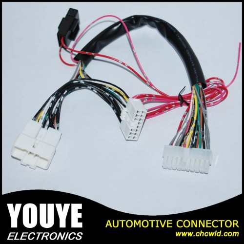 small resolution of china sgs ts approved cables made 28 pin wire harness molex connector jst connector cables china wire harness automotive wire harness