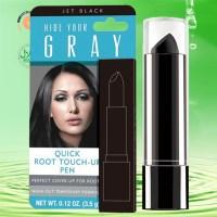 China Tazol Temporary Lipstick Natural Black Hair Color ...