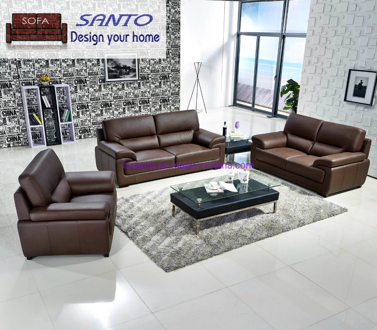China New Design Leather Sofa Set 3 2 1 Seat Royal Furniture Sofa Set Dubai Sofa Furniture Prices 1 2 3 Sofa Sets Leather Sofas And Home Furniture Luxury Lounge Sofa China Sofa