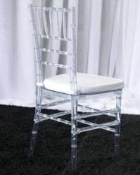 China Crystal Resin Tiffany Chair (HDRC-01/02) - China ...