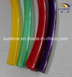rohs approval insulation pvc tubing for wire harness [ 1000 x 1000 Pixel ]