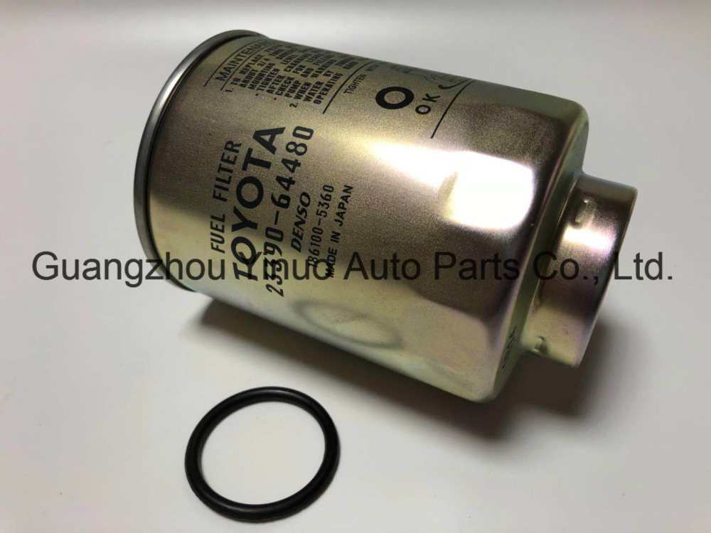 medium resolution of china performance fuel water separator fuel filter 23390 64480 for land cruiser coaster hilux hiace china 23390 64480 23390 64480