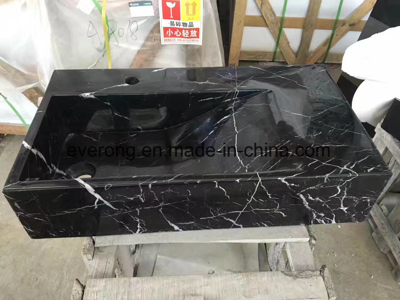 china nero marquina black marble