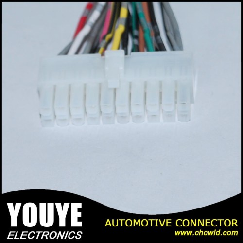 small resolution of sgs ts approved cables made 28 pin wire harness molex connector jst connector cables