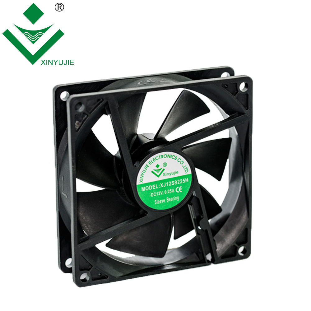 hight resolution of china 92x92x25mm dc cooling fan high rpm mini waterproof computer case dc axial fans motor china 90mm cooling fan 90mm computer printer