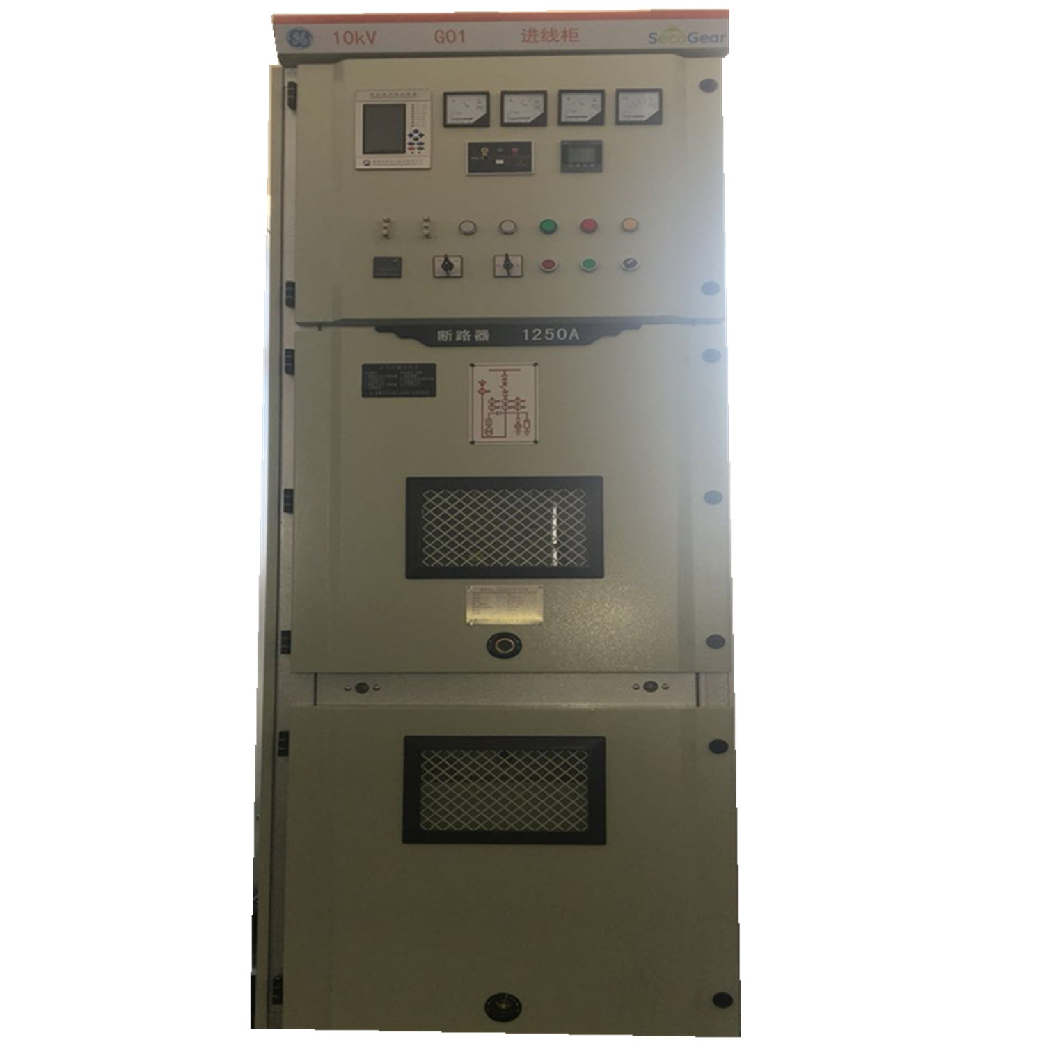 hight resolution of china ge 12kv authorized power distribution control and compensation switchgear china circuit breaker