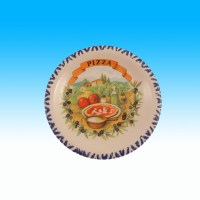 China Ceramic Pizza Plate - China Ceramic Pizza Plate ...