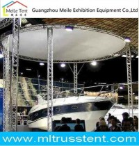 China Circular Exhibition Truss Tent (ML054) Photos ...