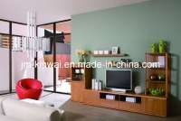 China Melamine TV Unit Living Room Furniture