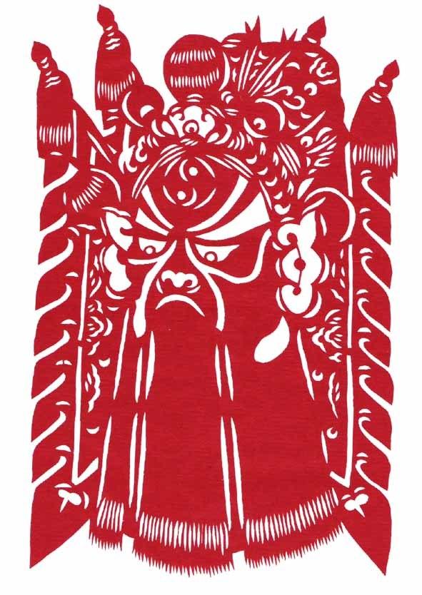 Chinese Folk Art--Paper Cut - China Craft and Handicraft price