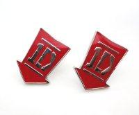China One Direction Metal Earrings - China Earrings, Stud ...
