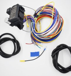 china 12 circuit universal wire harness muscle car hot rod street rod xl wires china 12 circuit kit 12 circuit universal wire harness [ 1000 x 856 Pixel ]