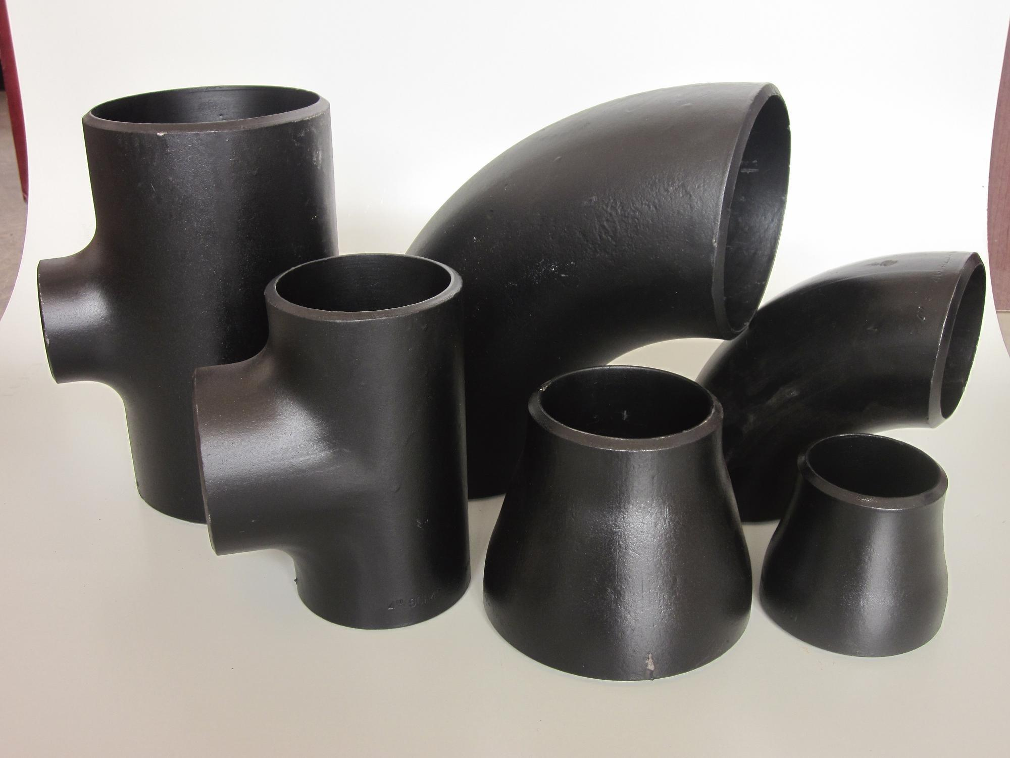 China Carbon Steel/Stainless Steel Pipe Fittings