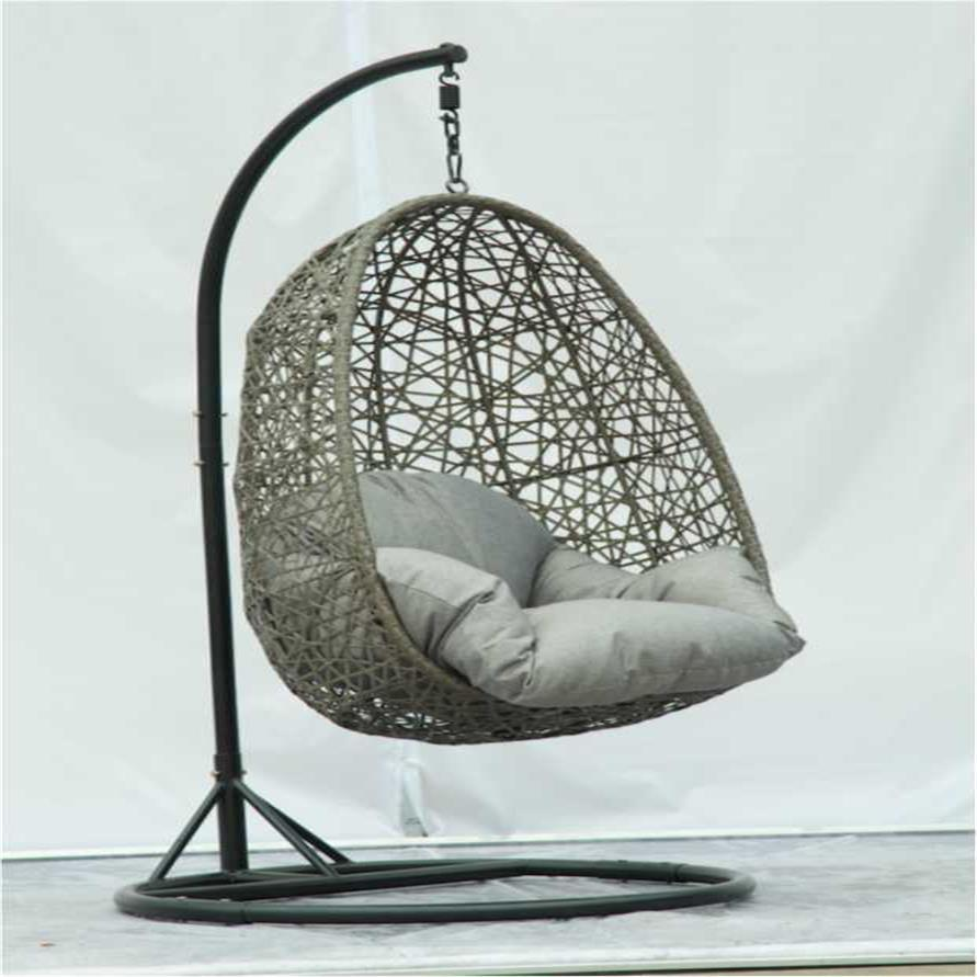 Egg Wicker Chair Hot Item Mh 100 Outdoor Rattan Swing Egg Chair Hanging