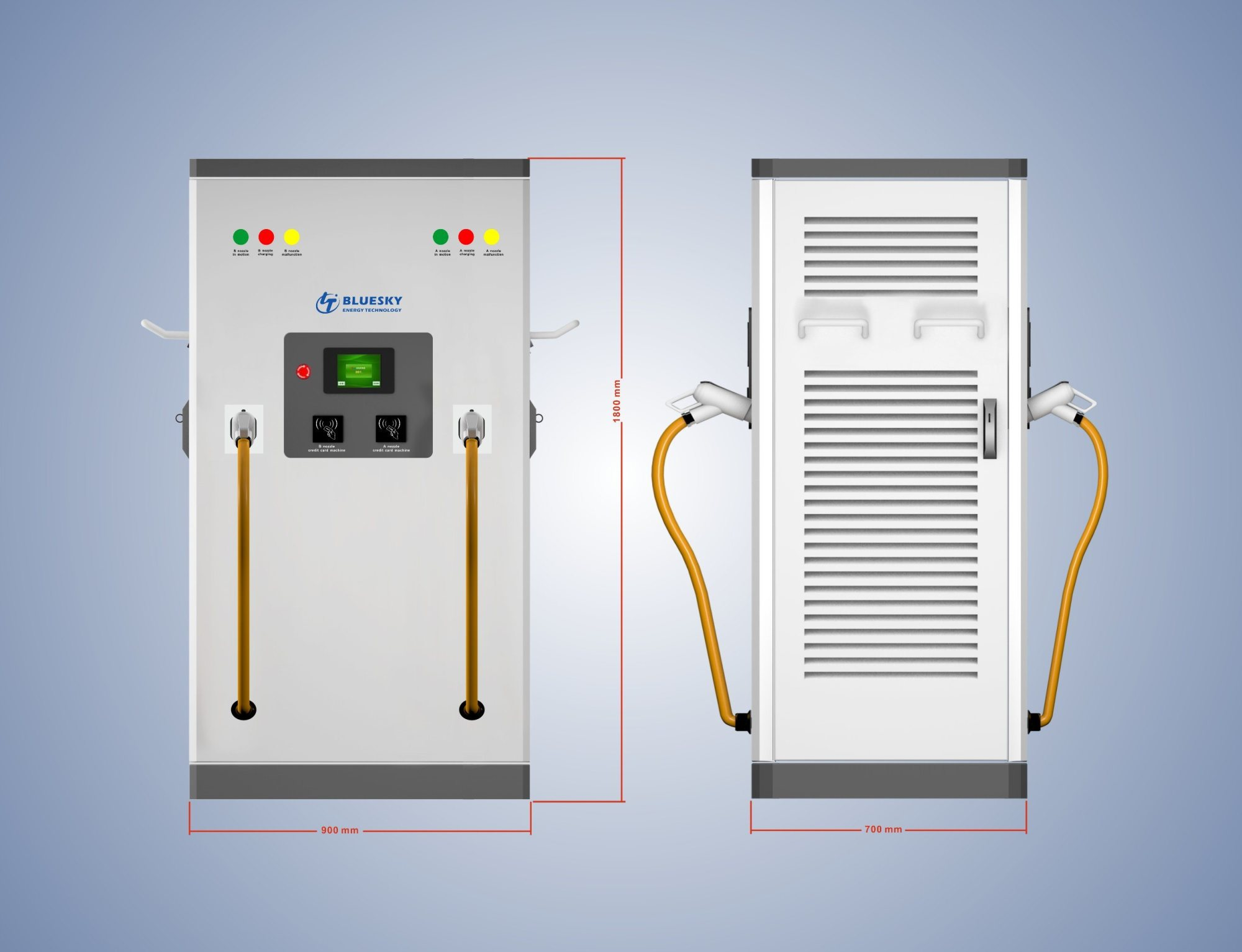 hight resolution of china dc quick ev charging station 10kw to 100kw china electric car charging station ev charging