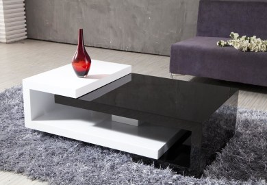 Modern Black Coffee Tables