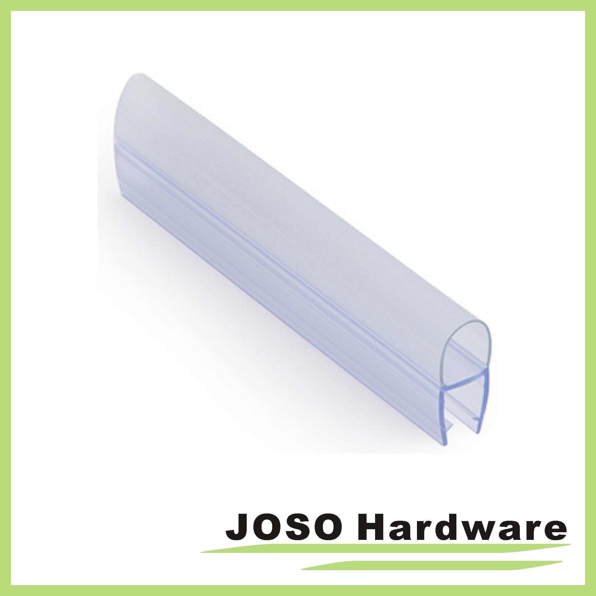 China PVC Shower Glass Door Gasket Bulb Seals (SG214