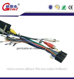 china wiring harness psa peugeot citroen extension cord china auto cable harness battery harness [ 1500 x 1500 Pixel ]