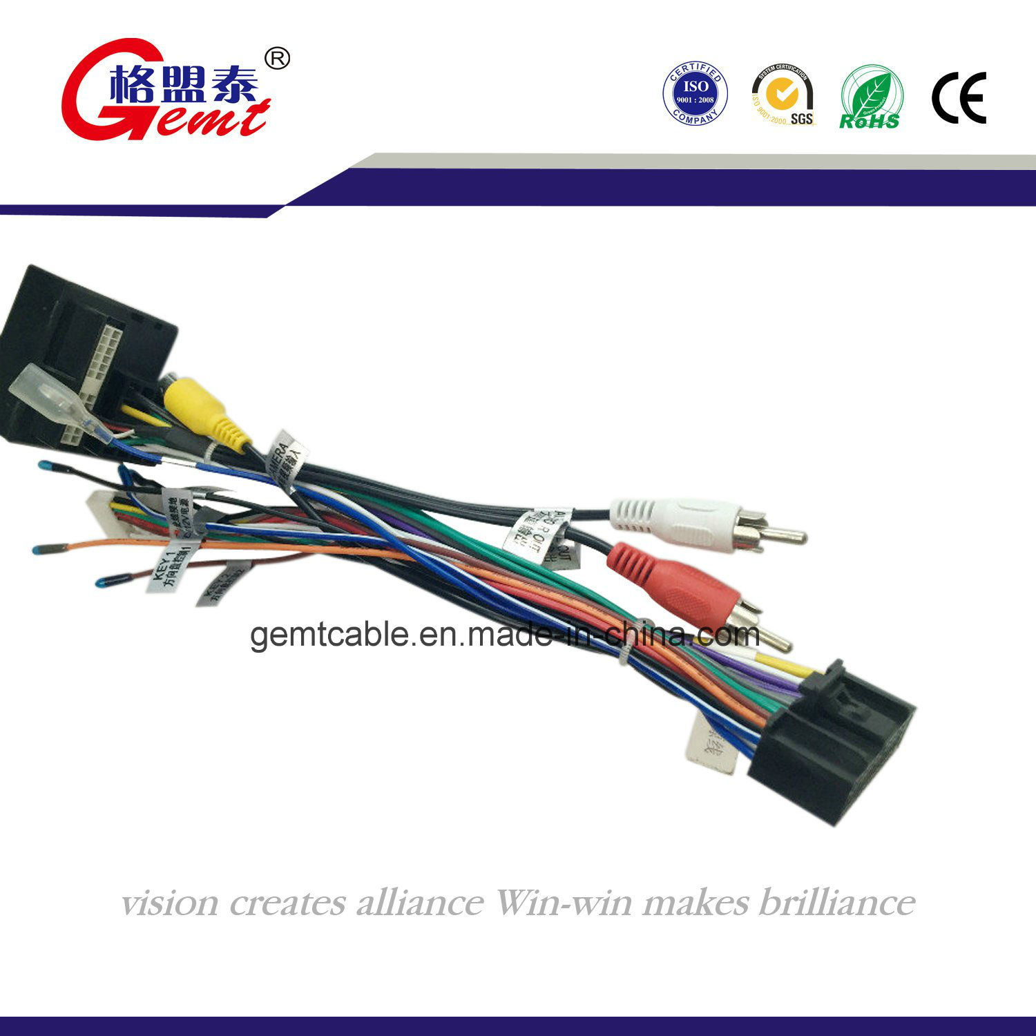 hight resolution of china wiring harness psa peugeot citroen extension cord china auto cable harness battery harness