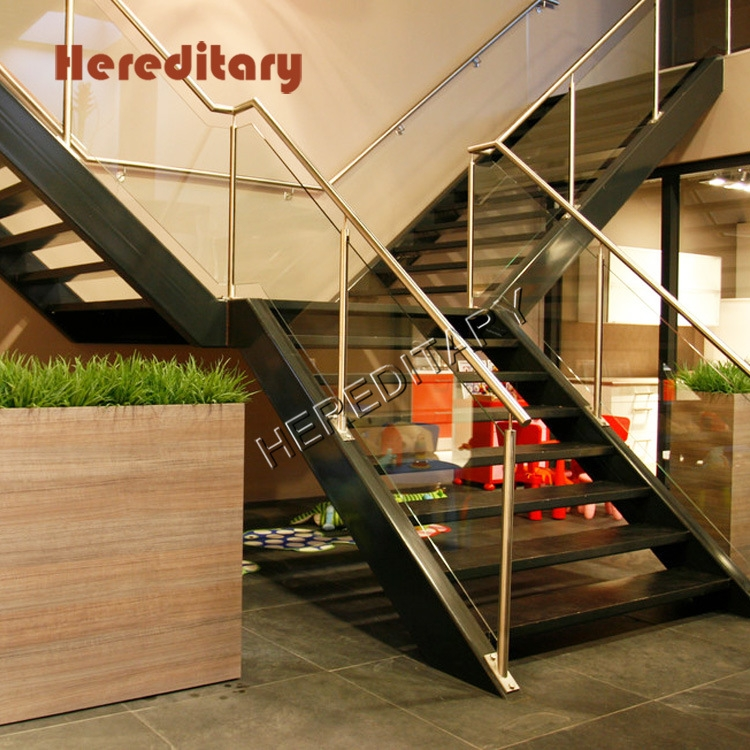 China Shop Decorative Glass Staircase And Home Space Saving Glass | Glass For Stairs Price | Glass Handrail | Solid Oak | Outdoor | Metal | Glass Panel