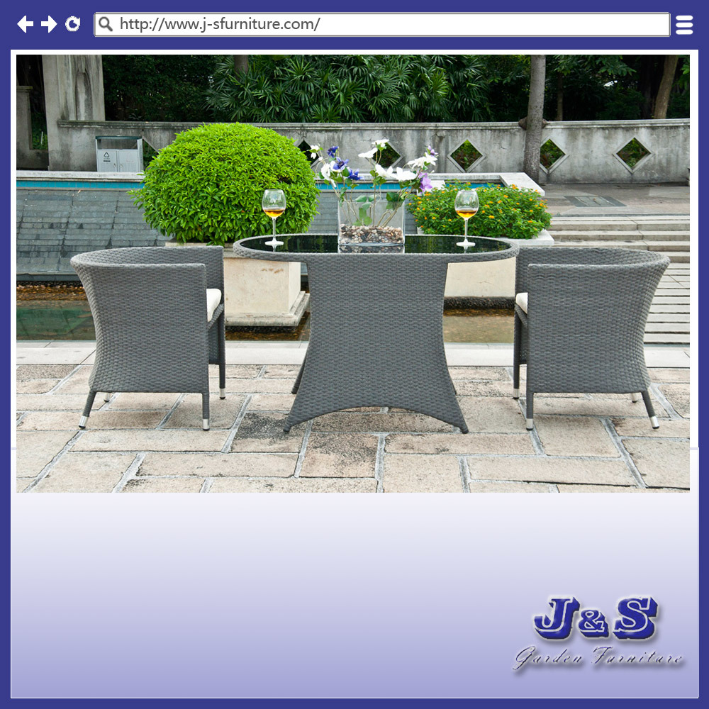Metal Bistro Table And Chairs Hot Item Outdoor Wicker Patio Bistro Set Chairs Table Garden Rattan Furniture J425