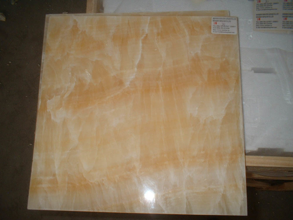 China Honey Onyx Marble Tiles