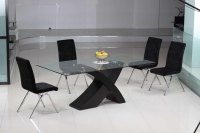 China Fancy Dining Table With Metal Chair (D202+C220 ...