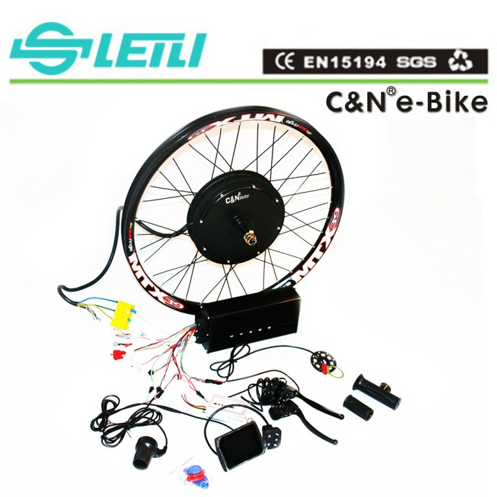 Electric Motor Kits For Push Bikes: Spare Parts For Bicycle