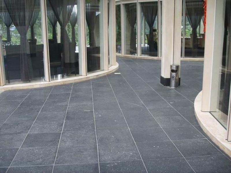 china basalt stone tile for flooring