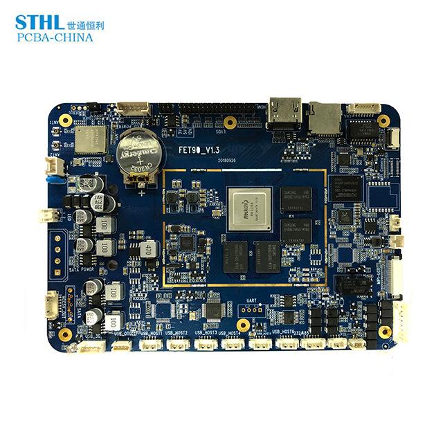 Circuit Board Pcb Fzpcb China Manufacturer Integrated Circuit